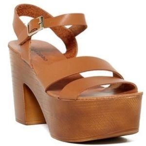 Zigi Soho Logic Platform Heel Sandal